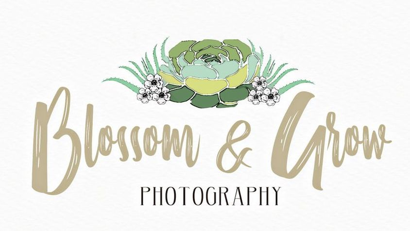 Blossom and Grow Wichita Kansas Children's Photography